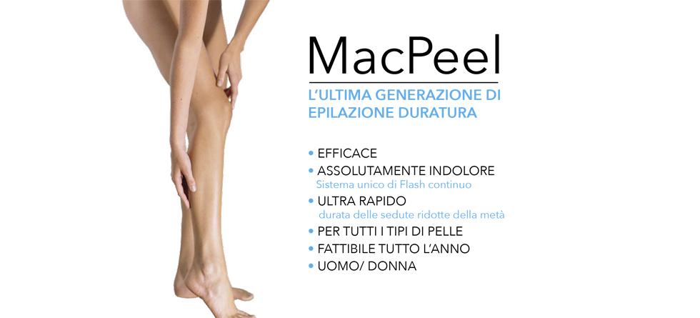 Mac peel